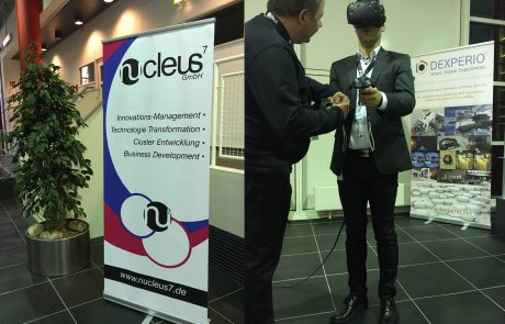nucleus7 GmbH Immersive Computing for the Enterprise – Virtual- und Augmented Reality